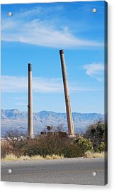 San Manuel 4 Acrylic Print by T C Brown