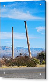 San Manuel 6 Acrylic Print by T C Brown