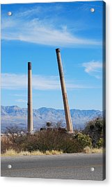 San Manuel 7 Acrylic Print by T C Brown
