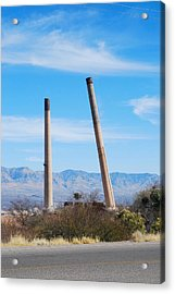 San Manuel 8 Acrylic Print by T C Brown
