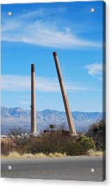San Manuel 9 Acrylic Print by T C Brown