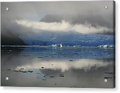 Acrylic Print featuring the photograph San Rafael Glacier by Laurel Talabere