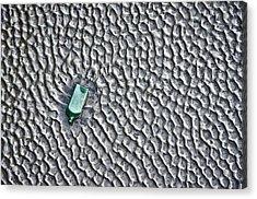 Sand Dimples Acrylic Print
