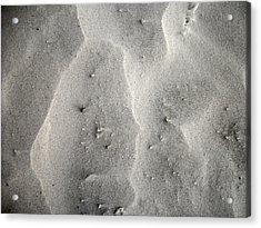 Sand Made Of Quartz Acrylic Print