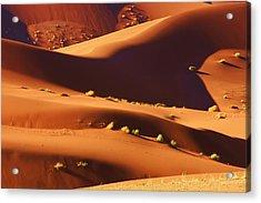 Sand Mountains Acrylic Print