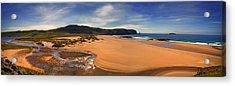 Sandwood Bay Acrylic Print