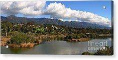 Santa Barbara Acrylic Print