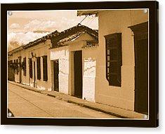Santa Fe No Iv Acrylic Print