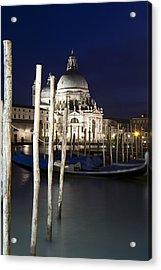 Santa Maria Della Salute Acrylic Print