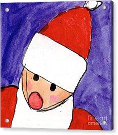 Santa Acrylic Print