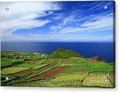Sao Miguel - Azores Islands Acrylic Print by Gaspar Avila