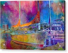 Sarasota Sun  Acrylic Print