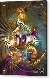 Sat Sapienti Acrylic Print