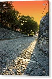 Acrylic Print featuring the photograph Savannah Sunset by Paul Mashburn