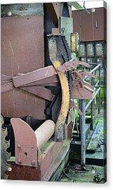 Sawmill Acrylic Print