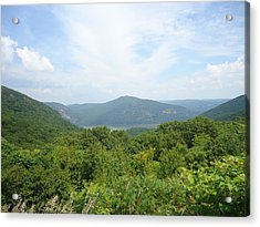 Scenic Overview Acrylic Print