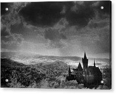 Schloss Wernigerode Acrylic Print by Simon Marsden