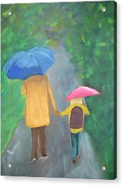 School Days Acrylic Print