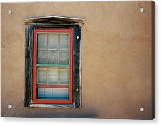 School House Window Acrylic Print