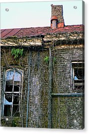Schools Out Acrylic Print by Pamela Patch
