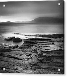 Scotland Elgol II Acrylic Print by Nina Papiorek