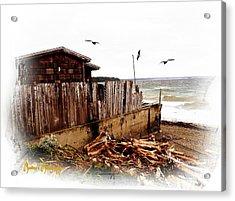 Sea Shanty Acrylic Print