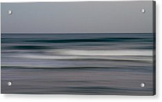 sea Acrylic Print by Stelios Kleanthous