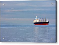 Acrylic Print featuring the photograph Sea To Sky by Scott Holmes