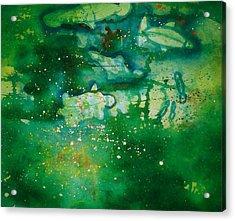Searching Acrylic Print by Scott Harrington