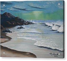 Seascape 4 Acrylic Print