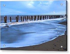 Seashore Acrylic Print by Svetlana Sewell