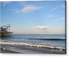 Seaside Heights Acrylic Print