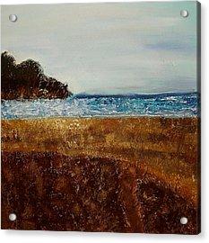 Seaside Oregon Acrylic Print