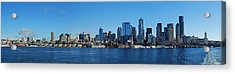 Seattle Downtown Skyline Acrylic Print by Twenty Two North Photography