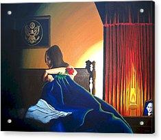 Seduced Acrylic Print by Hershel Kysar