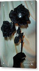 See Into Darkness's Beauty Acrylic Print by Jozy Me