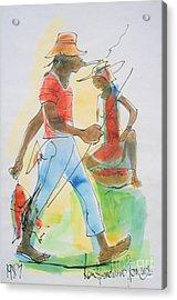 Sell Fish Acrylic Print