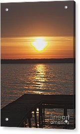 Acrylic Print featuring the photograph Seneca Lake by William Norton