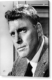 Separate Tables, Burt Lancaster, 1958 Acrylic Print by Everett