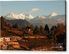 Acrylic Print featuring the photograph Serenity by Fotosas Photography