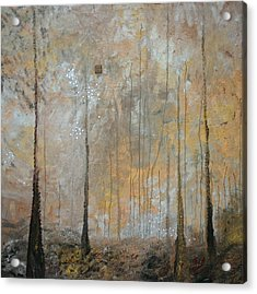 Serenity Acrylic Print by Germaine Fine Art