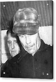 Serial Killer Ed Gein, Plainfeld Acrylic Print by Everett