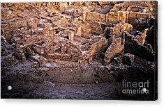 Seven Civilizations Acrylic Print by First Star Art