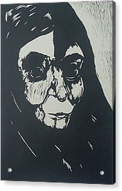 Shadow Acrylic Print
