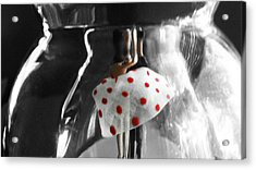 Shall We Dance? Acrylic Print by Howard Barry