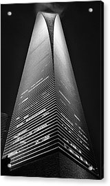 Shanghai World Financial Center Acrylic Print