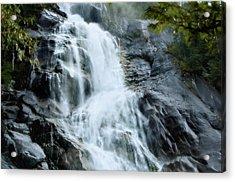 Shannon Falls Acrylic Print