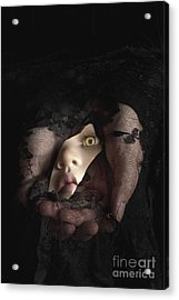 Shattered Into Pieces Acrylic Print by Margie Hurwich