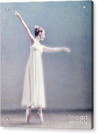 She Dances Acrylic Print