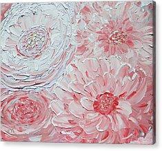 Sheer Bliss Acrylic Print by Christine Krainock